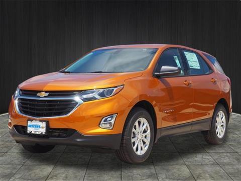 2018 Chevrolet Equinox for sale in Elgin TX
