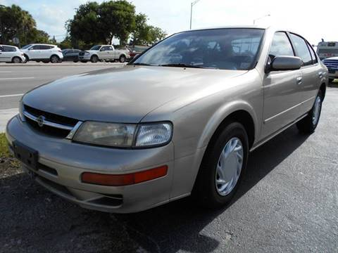 1999 Nissan Maxima for sale in Pompano Beach, FL