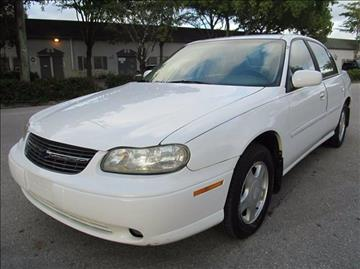 2000 Chevrolet Malibu for sale in Pompano Beach, FL