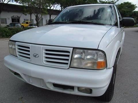 1999 Oldsmobile Bravada for sale in Pompano Beach, FL