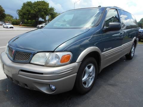 2004 Pontiac Montana for sale in Pompano Beach, FL
