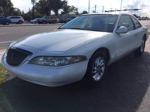 1997 Lincoln Mark VIII for sale in Pompano Beach, FL