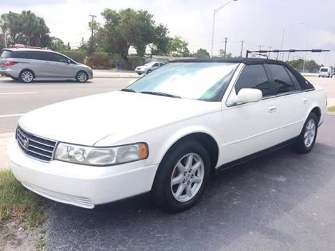 1999 Cadillac Seville for sale in Pompano Beach, FL