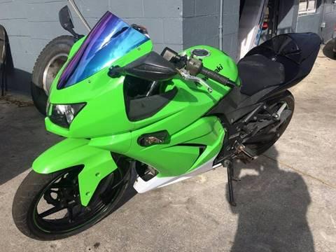 2010 Kawasaki Ninja for sale in Pompano Beach, FL