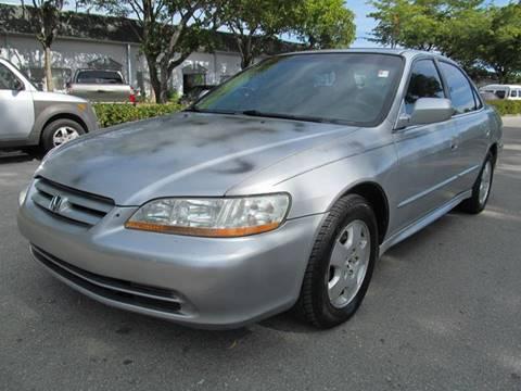 2001 Honda Accord for sale in Pompano Beach, FL