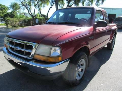 2000 Ford Ranger for sale in Pompano Beach, FL