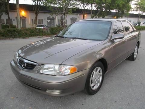 2000 Mazda 626 for sale in Pompano Beach, FL