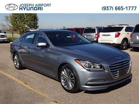 2016 Hyundai Genesis for sale in Vandalia, OH