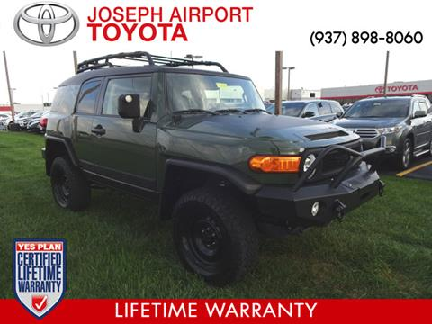 2014 Toyota FJ Cruiser for sale in Vandalia, OH