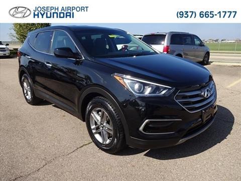 2017 Hyundai Santa Fe Sport for sale in Vandalia, OH