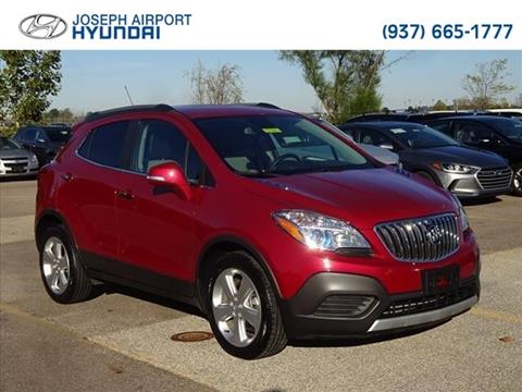 2016 Buick Encore for sale in Vandalia, OH