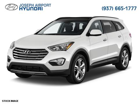 2015 Hyundai Santa Fe for sale in Vandalia, OH