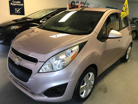 2013 Chevrolet Spark for sale in Pompano Beach, FL