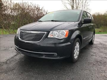2014 Chrysler Town and Country for sale in Watertown, NY