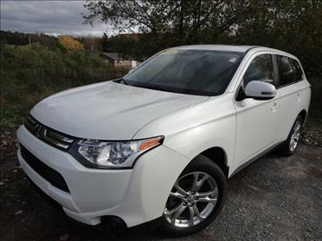 2014 Mitsubishi Outlander for sale in Watertown, NY