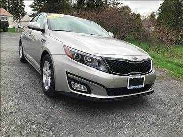 2014 Kia Optima for sale in Watertown, NY