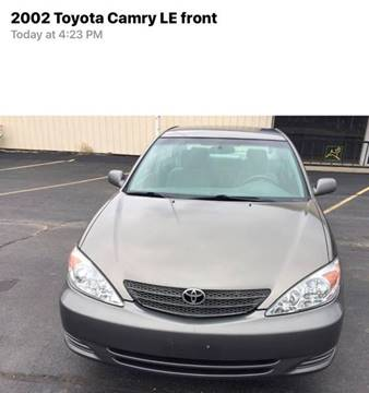 2002 Toyota Camry for sale in Muncie, IN