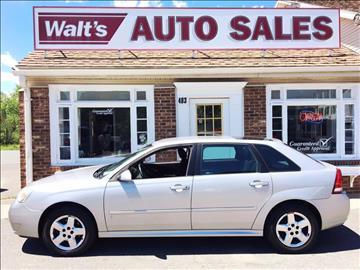 2006 Chevrolet Malibu Maxx for sale in Southwick, MA