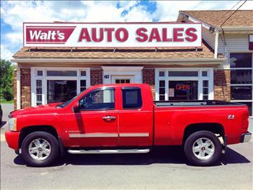 2008 Chevrolet Silverado 1500 for sale in Southwick, MA