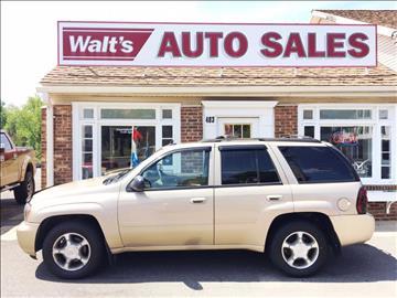 2006 Chevrolet TrailBlazer for sale in Southwick, MA