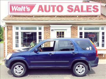 2004 Honda CR-V for sale in Southwick, MA