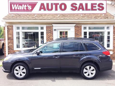 2011 Subaru Outback for sale in Southwick, MA