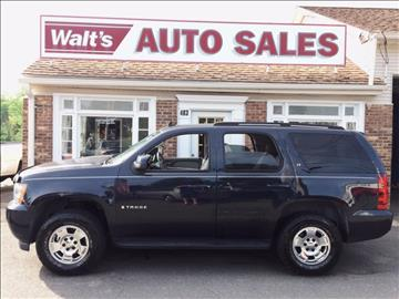 2007 Chevrolet Tahoe for sale in Southwick, MA