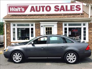 2006 Ford Five Hundred for sale in Southwick, MA