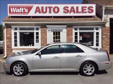 2007 Cadillac STS for sale in Southwick, MA