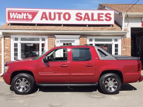 2007 Chevrolet Avalanche for sale in Southwick, MA