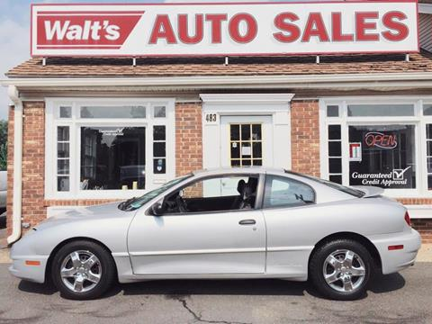 2003 Pontiac Sunfire for sale in Southwick, MA