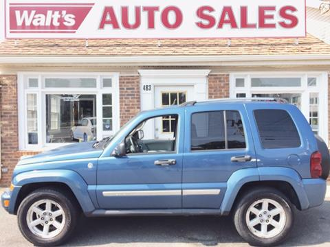 2006 Jeep Liberty for sale in Southwick, MA