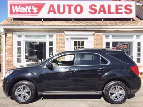 2010 Chevrolet Equinox for sale in Southwick, MA