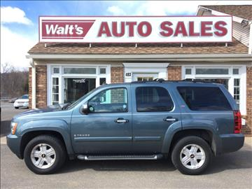 2008 Chevrolet Tahoe for sale in Southwick, MA