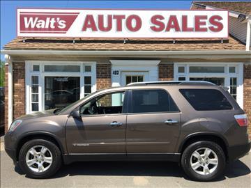 2008 GMC Acadia for sale in Southwick, MA