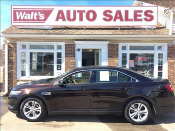 2013 Ford Taurus for sale in Southwick, MA