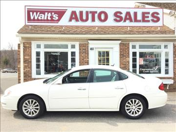 2007 Buick LaCrosse for sale in Southwick, MA