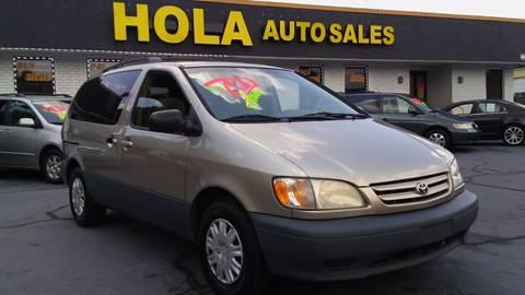 2001 Toyota Sienna for sale in Atlanta, GA