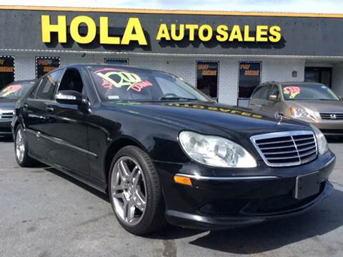 2006 Mercedes-Benz S-Class for sale in Atlanta, GA