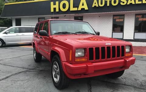2000 Jeep Cherokee for sale in Atlanta, GA
