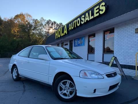 2000 Honda Civic for sale in Atlanta, GA