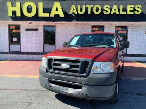 2007 Ford F-150 for sale at HOLA AUTO SALES CHAMBLEE- BUY HERE PAY HERE - in Atlanta GA