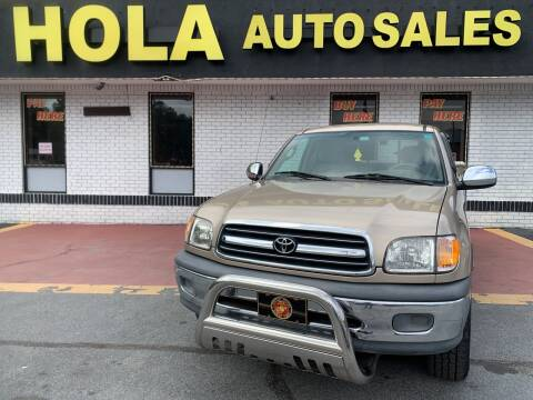 2002 Toyota Tundra for sale at HOLA AUTO SALES CHAMBLEE- BUY HERE PAY HERE - in Atlanta GA