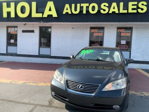 2009 Lexus ES 350 for sale at HOLA AUTO SALES CHAMBLEE- BUY HERE PAY HERE - in Atlanta GA