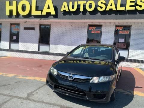 2011 Honda Civic for sale at HOLA AUTO SALES CHAMBLEE- BUY HERE PAY HERE - in Atlanta GA
