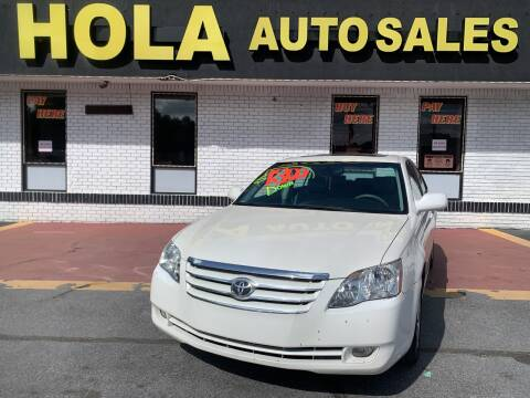 2007 Toyota Avalon for sale at HOLA AUTO SALES CHAMBLEE- BUY HERE PAY HERE - in Atlanta GA