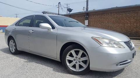 2008 Lexus ES 350 for sale at ULTIMATE MACHINE in Arlington TX