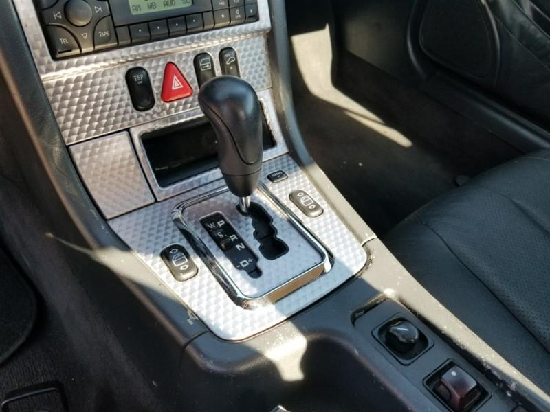 2003 Mercedes-Benz SLK for sale at ULTIMATE MACHINE in Arlington TX