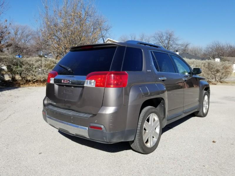 2011 GMC Terrain for sale at ULTIMATE MACHINE in Arlington TX