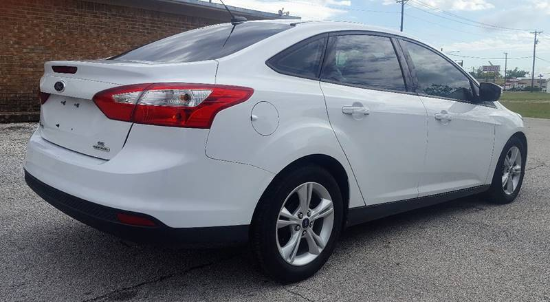 2014 Ford Focus for sale at ULTIMATE MACHINE in Arlington TX